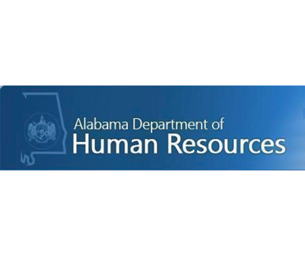 Alabama Department of Human Resources Logo