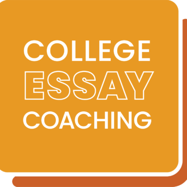 College Essay Coaching